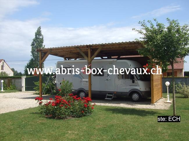 abris box le sp cialiste discount des boxs et abris pour chevaux carport. Black Bedroom Furniture Sets. Home Design Ideas